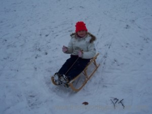 Sledging in Camp King